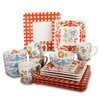 Laurie Gates Dixie Belle 16 Piece Dinnerware Set