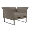 <strong>Sifas USA</strong> Komfy Lounge Chair with Cushion