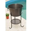 Sunjoy Margo Steel Beverage Tub