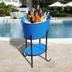 Sunjoy Freedom Steel Beverage Tub