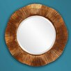 Howard Elliott Terrance Round Mirror