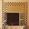 Howard Elliott Contemporary Michael Wall Mirror