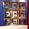 Howard Elliott Contemporary Amalfi Wall Mirror