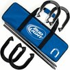 Trademark Games Bud Light Horseshoe Set with Carry Case