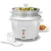 Cuizen 16-Cup Rice Cooker with Steam Tray