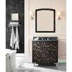 Luxe Bath Works Clarendon 36'' Marquetry Vanity Set
