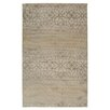 Rizzy Rugs Bayside Ivory Floral/Geometric Area Rug