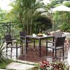 Bienal Geo 5 Piece Patio Dining Set