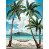 "Portfolio Canvas Decor ""Holiday II"" Painting Print on Wrapped Canvas"