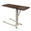 Intensa Overbed Table with Heavy Duty Base