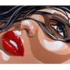 TAF DECOR Beautiful Dreamer Graphic Art on Canvas