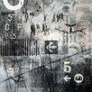 TAF DECOR Move on 34 Graphic Art on Canvas