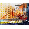 The Artwork Factory NY Urban 12 Graphic Art Plaque