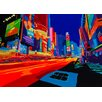 The Artwork Factory Vibrant City 2 Graphic Art Plaque