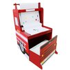 Ever Bright Arms Fire Engine Easel