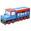 Ever Bright Arms Train Toy Box