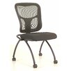 <strong>Flip Nesting Chair with Arms</strong> by Eurotech Seating
