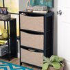 Zipcode Design Serena 3 Drawer Storage Unit