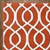 Zipcode Design Jenna Area Rug in Orange
