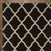 Zipcode Design Chelsea Black Area Rug