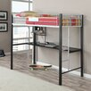 Wildon Home ® Twin Workstation Loft Bed