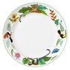 """Lynn Chase Designs Rainforest 10.88"""" Dinner Plate (Set of 4)"""