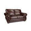 <strong>Mason Loveseat</strong> by Aspen Leather Furnishings