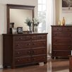 Flair Franklin 9 Drawer Dresser