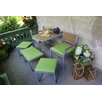 <strong>Pelham 4 Piece Seating Group with Cushion</strong> by AE Outdoor