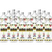 Moda Flame 1L Bio-ethanol Indoor Fireplace Fuel Bottle (Set of 24)