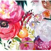 Mai Autumn Bloom by Christine Lindstrom Painting Print on Canvas