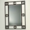 <strong>Lite Source</strong> Etruscan Framed Mirror