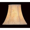 Lite Source Embossed Faux Leather Chandelier Shade with Print