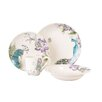 Edie Rose Peacock 4 Piece Place Setting