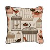 ModShop Bird Cages Pillow