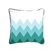 ModShop Ombre Chevron Pillow