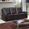 Hyde Line Furniture Sarah Top Grain Leather 3 Seater Sofa