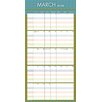 TFPublishing 2015 Dry Erase Wall Calendar
