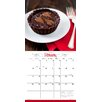 TFPublishing 2015 Delectable Desserts Wall Calendar
