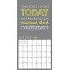 TFPublishing 2015 Faithfully Worded Wall Calendar