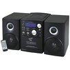 Supersonic Bluetooth CD MP3 Mini System