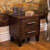 Home Loft Concept Somerset 2 Drawer Nightstand