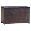 Home Loft Concept Hampton 150 Gallon Wicker Deck Box