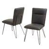 Home Loft Concept Lewisvielle Parsons Chair (Set of 2)