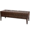 Home Loft Concept Hobbes Wicker Garden Bench