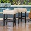 """Home Loft Concept Lisette 26"""" Bar Stool (Set of 2)"""