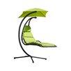 Home Loft Concept La Vida Porch Swing with Stand
