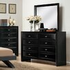 Hazelwood Home 8 Drawer Dresser