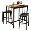Andover Mills Ward 3 Piece Pub Set