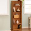Andover Mills Calvert 5-Shelf Bookcase